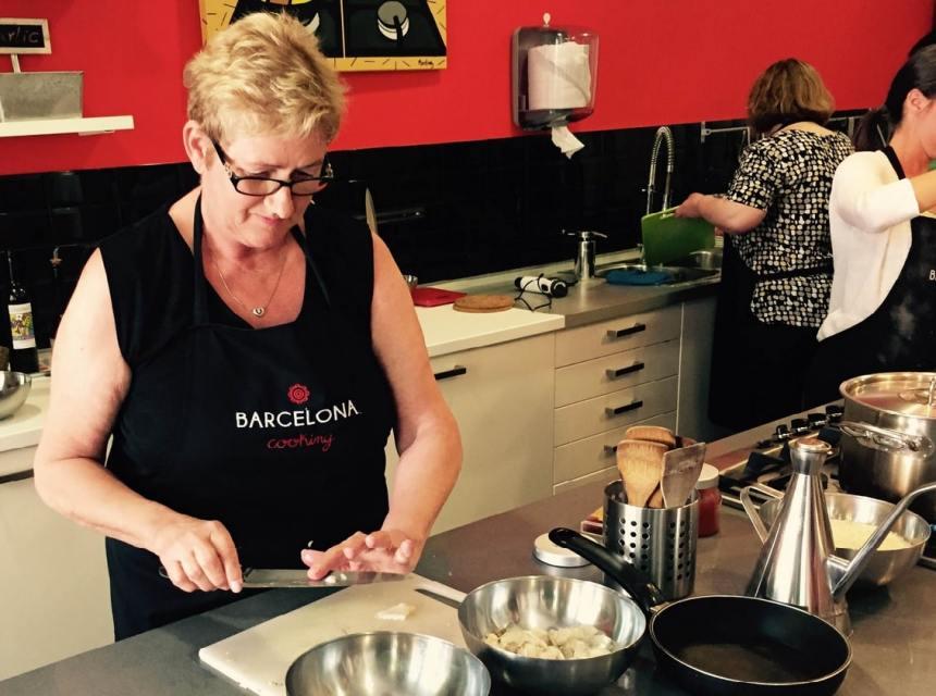 Crédit photo Barcelona cooking.