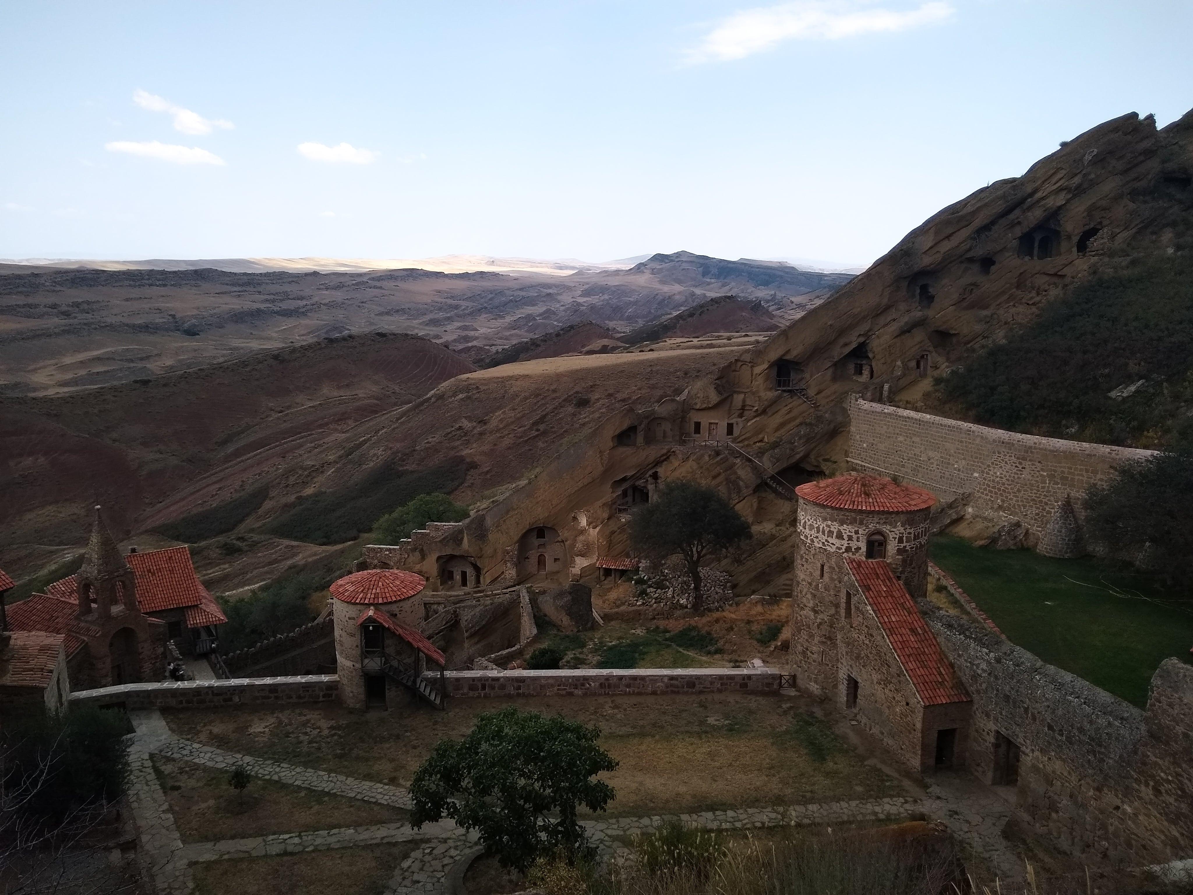 Le monastère de David Garedja reconnu patrimoine mondial de l'Unesco