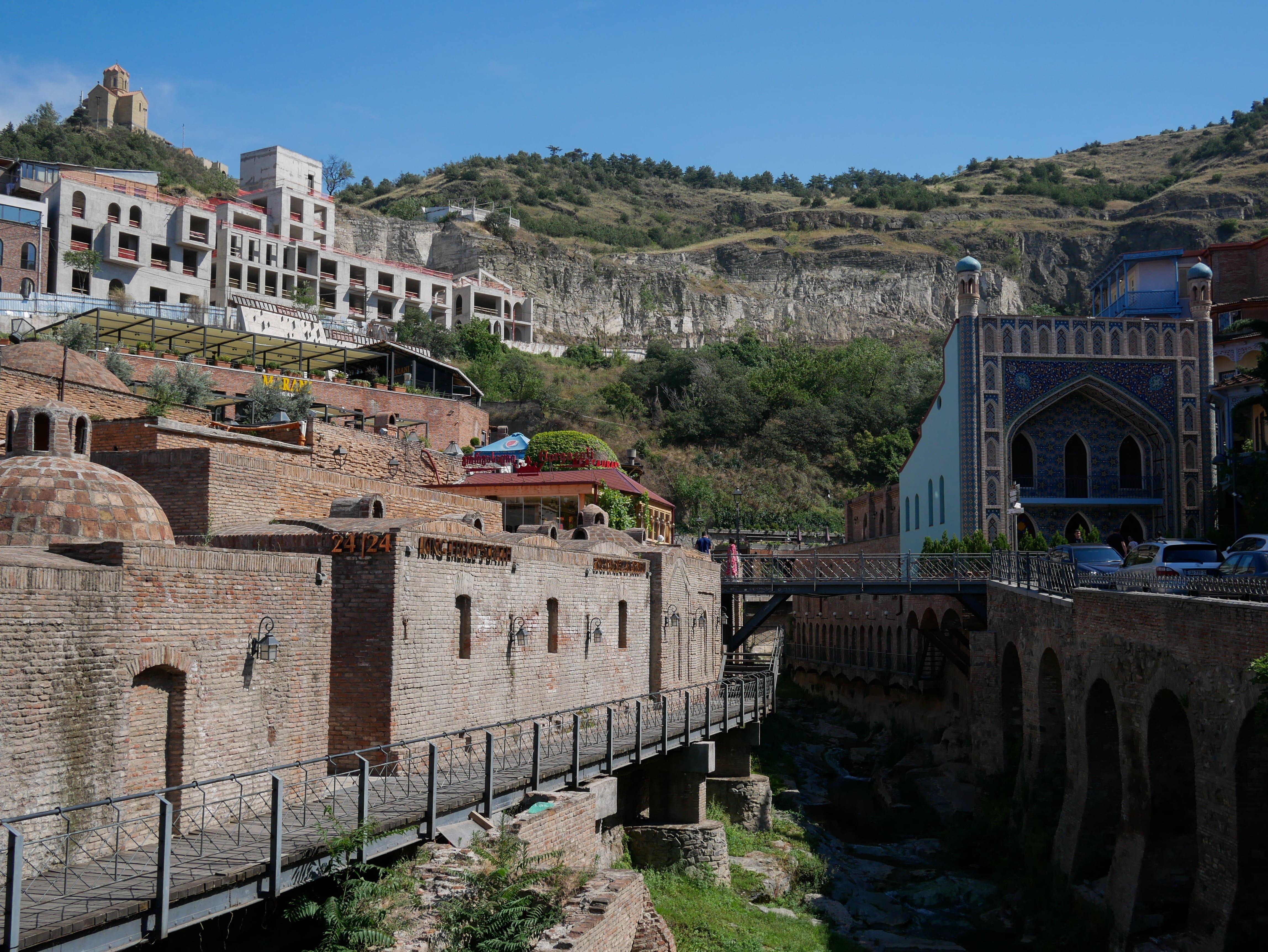 Les bains turcs de Tbilissi