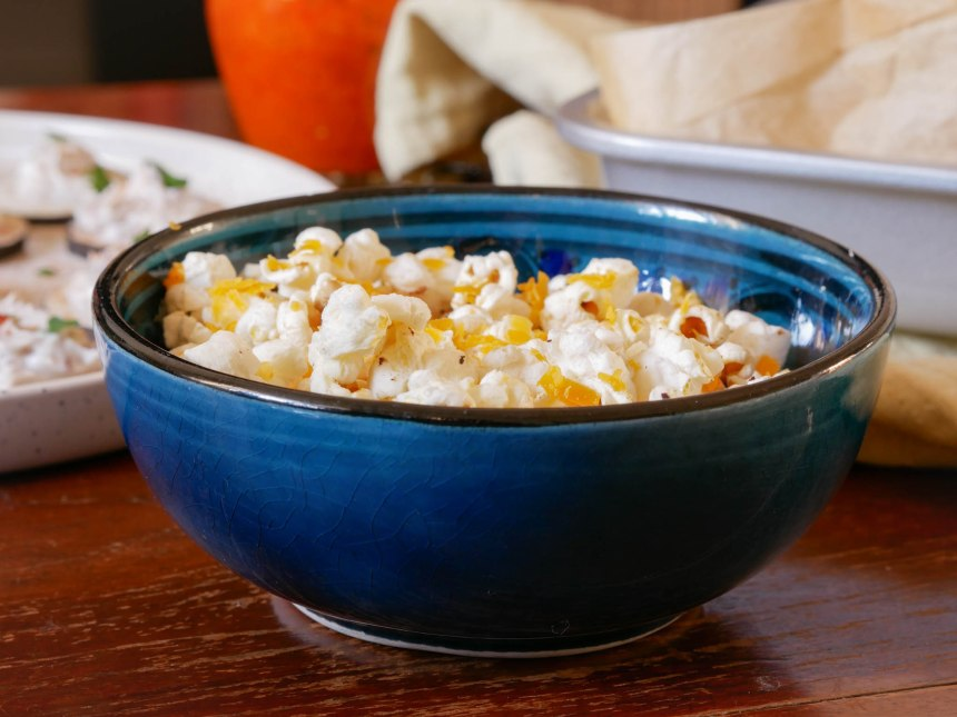Pop-corn au fromage