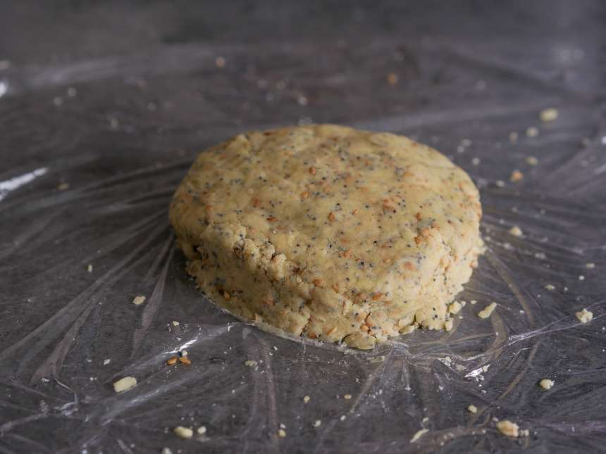 pâte à biscuits triangle apéro