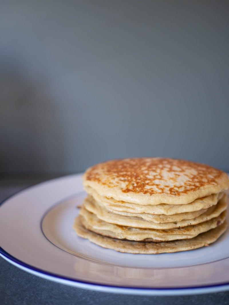 Une pile de pancakes pour le petit-déj' ?