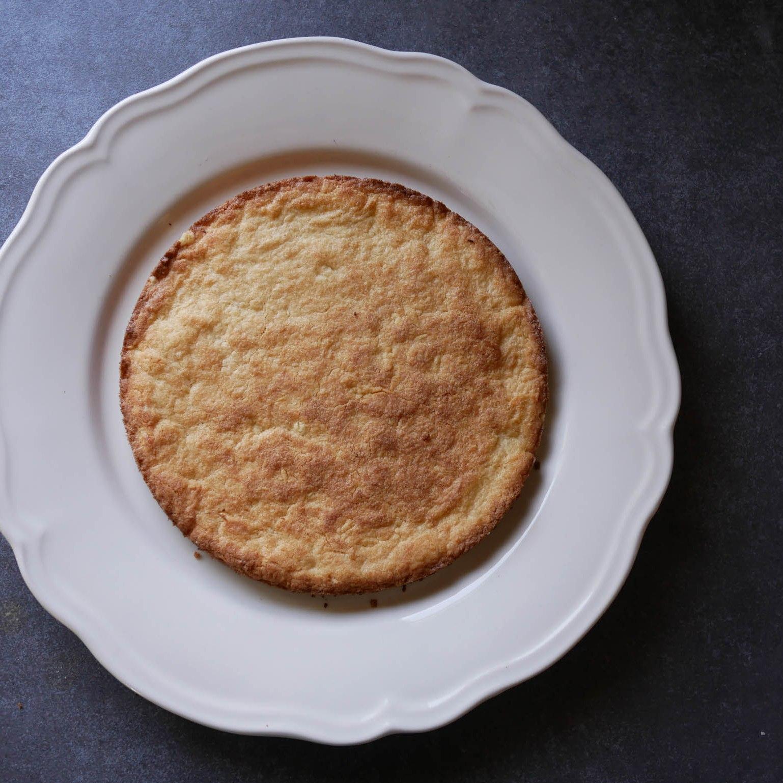 Sablé breton cuit