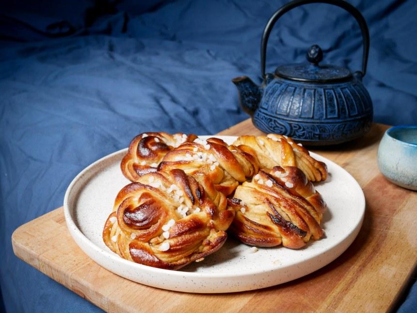Parfait petit-déjeuner comme en Suède !