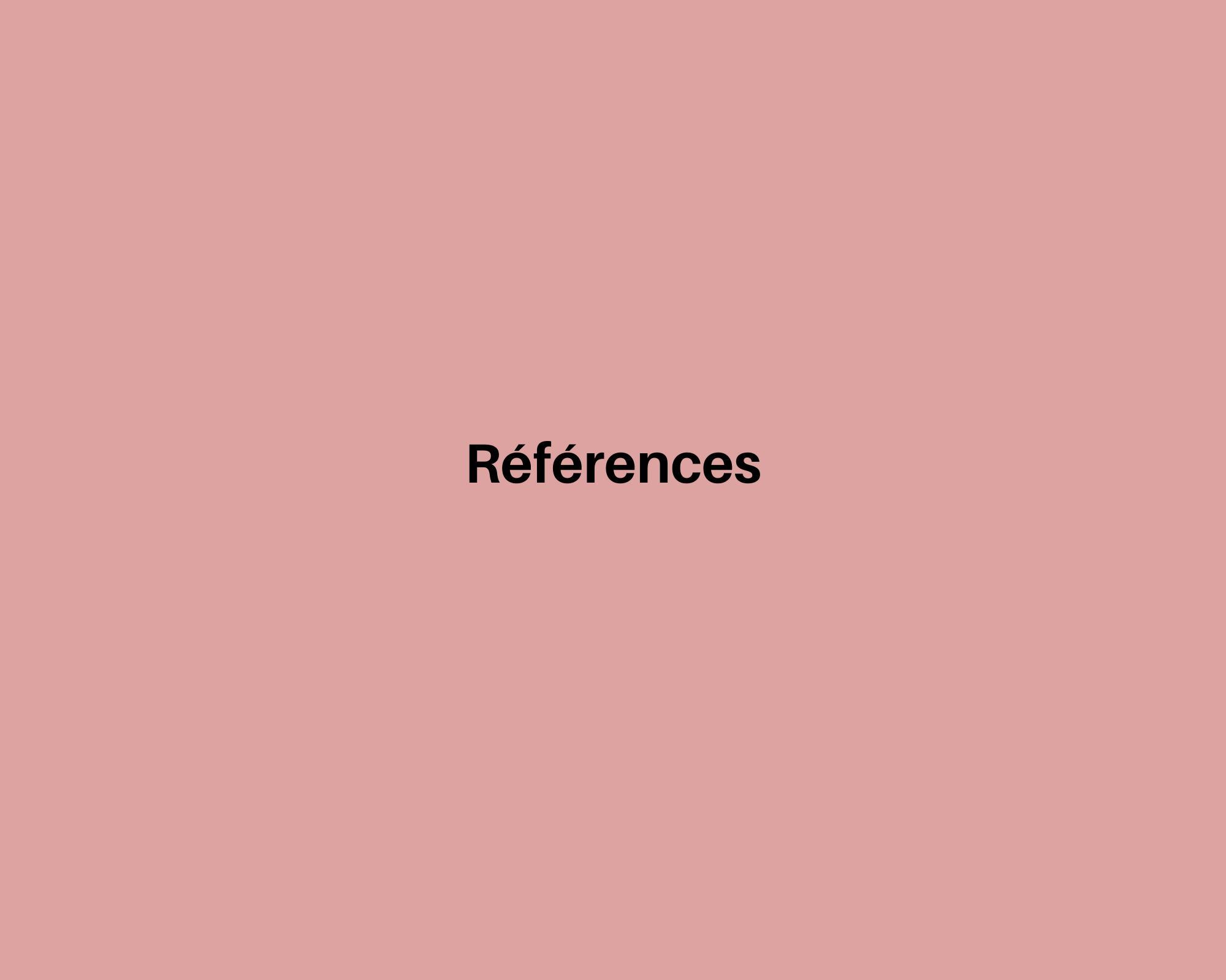 Page 4 références
