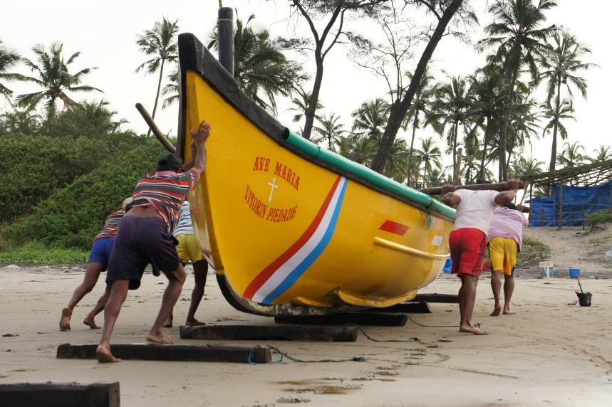 Le Sri Lanka et ses pêcheurs