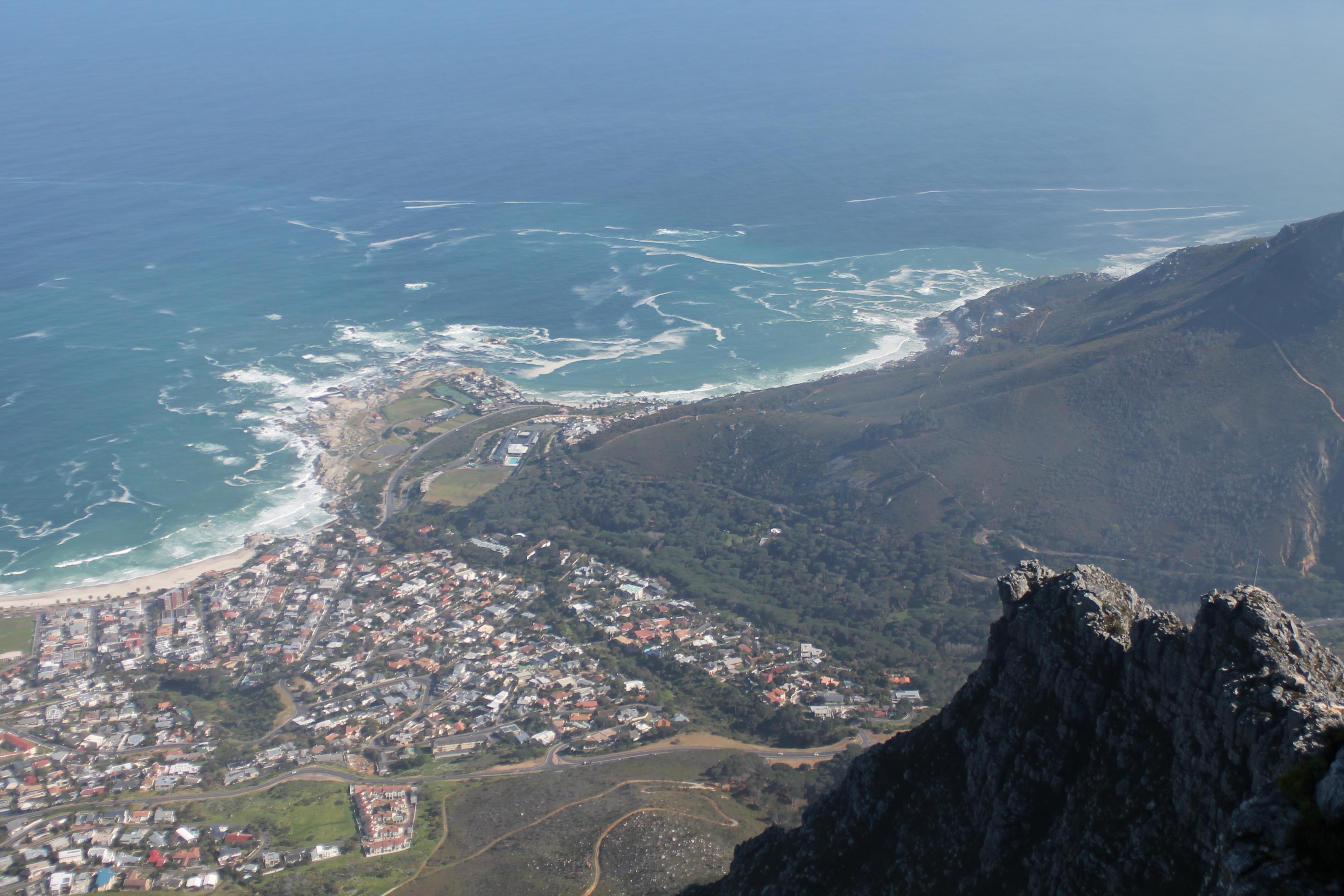 Cape Town, en Afrique du Sud